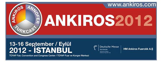 International Technological Fair ANKIROS in Istanbul Turkey